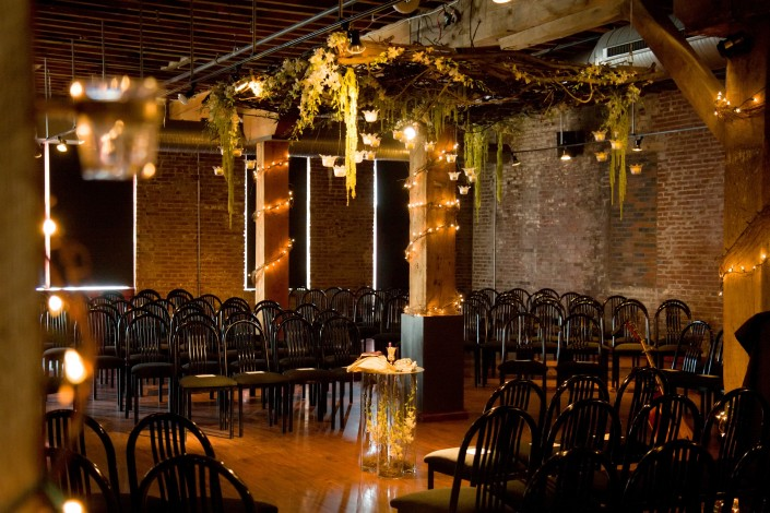 St. Louis Wedding Photography - Jewish Wedding Ceremony at Moulin Events and Meetings