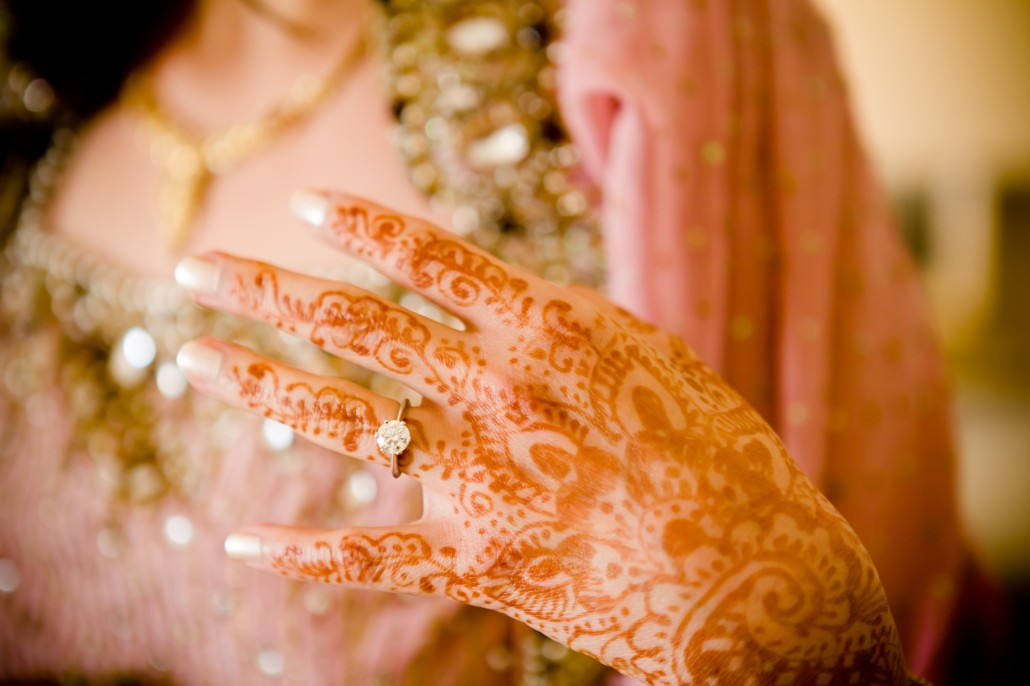 St. Louis Wedding Photography - Indian Wedding Mehndi and Henna