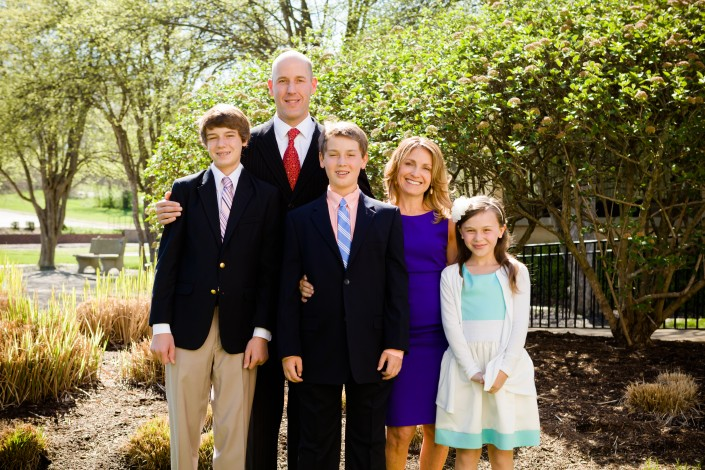 St. Louis Bar Mitzvah / Bat Mitzvah Photography - Family Pictures at Temple Israel