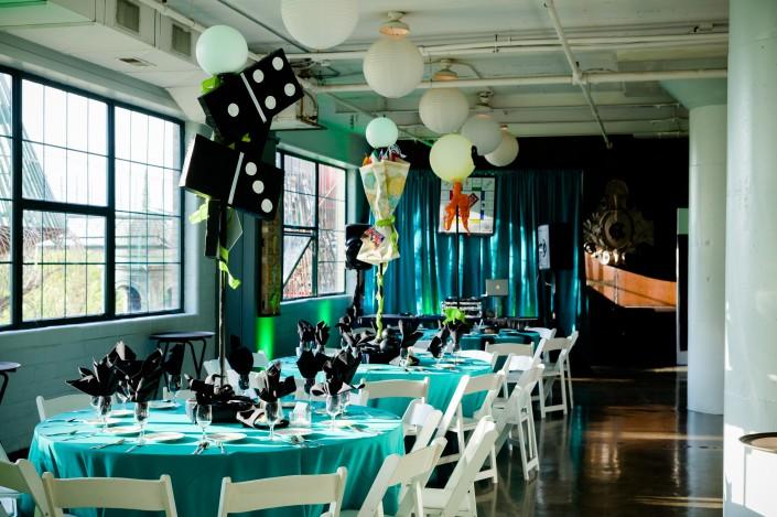 St. Louis Bar Mitzvah / Bat Mitzvah Photography - Party at City Museum